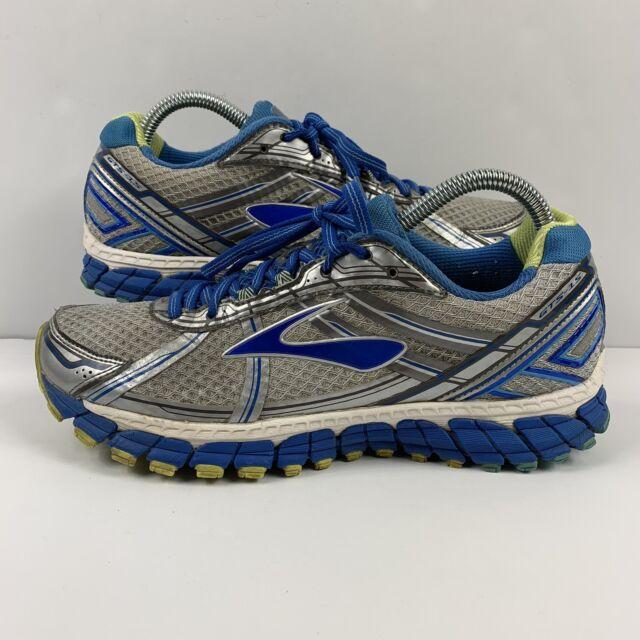 aa94222ba4f Brooks Adrenaline GTS 15 Womens Size 9.5 Blue Green Running Shoes