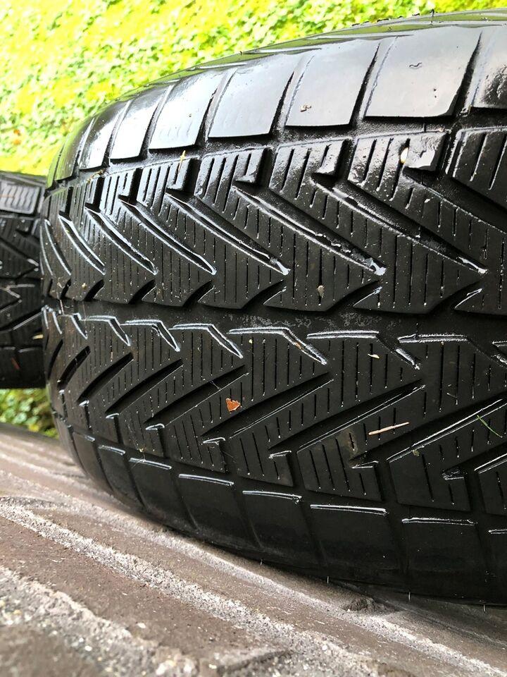 """20"""" Alufælge 5x120 m/ dæk, Range Rover Sport."""