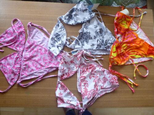 XL, Gr L Gr M Gr Damen Bikini Triangel Bikini