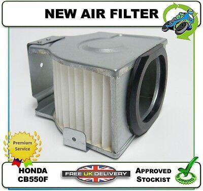 NEW AFTERMARKET AIR FILTER TO FIT HONDA CB550 CB 550 CB550F F1 F2 76 77
