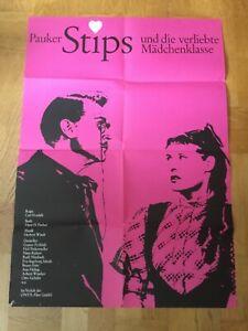 Pauker-Stips-und-die-verliebte-Maedchenklasse-Kinoplakat-039-64-Gustav-Froehlich