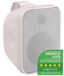 Dj Pa Outdoor Garten Lautsprecher Terrasse Aussen Wand Box Speaker