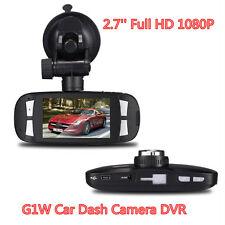 Full HD 1080P Car Dash Camera G1W DVR Video Cam Recorder G-sensor Night Vision