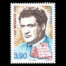 Monaco 1998 - 100th Anniversary Birth of Joseph Kessel Writer - Sc 2077 MNH