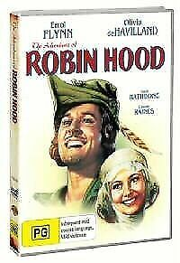 The-Adventures-of-Robin-Hood-Classic-Collection-DVD-New-and-sealed-Free-Post