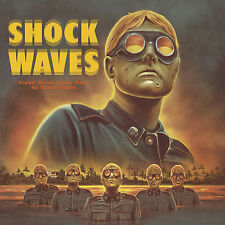 Shock Waves - Complete - Sea Foam Green Vinyl - Limited - Richard Einhorn