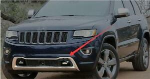 Fit for jeep grand cherokee  auto chrome front fascia