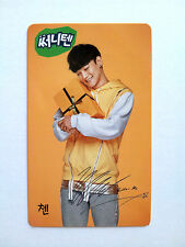 EXO K M Sunny 10 Event [ Official ] Photocard Photo Card  C type - Chen
