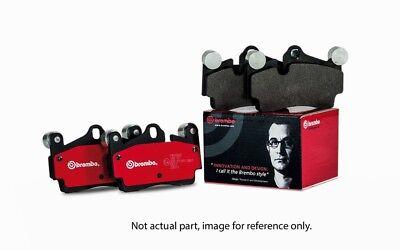 Disc Brake Pad Set-Premium NAO Ceramic OE Equivalent Pad Rear Brembo P85073N