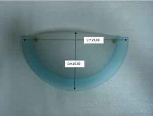 Plafoniere Da Muro : Plafoniera da muro e applique parete vetro affumicato