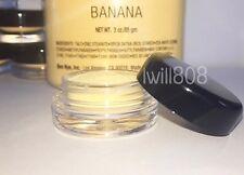 Ben Nye BANANA Powder Luxury Contour Highlighter Kim Kardashian⭐️ 3g SAMPLE Jar