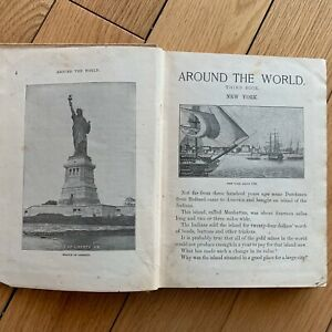 Around-the-World-Third-Book-New-York-Geographical-Free-Shipping
