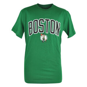 fc33c6073e7d Image is loading NBA-Boston-Celtics-Supreme-Basketball-Green-Tshirt-Logo-