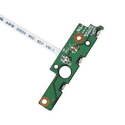 New Power Button Board CABLE Toshiba Satellite P55W-B5220 P55W-B5224 3PBLSPB0000