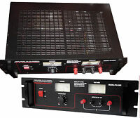 Ps52kx 52a 13.8-v Regulated Power Supply W/ Built-in Cooling Fan 120vac>12vdc Bi