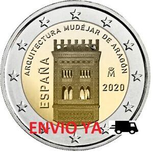 ESPANA-2-EUROS-2020-CONMEMORATIVA-CC-ARQUITECT-MUDEJAR-DE-ARAGoN-UNC-ENV-O-YA
