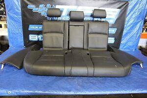 2011 2017 Bmw 535i M Sport Oem Rear Leather Seats F10 M5 530 550 1061 Ebay