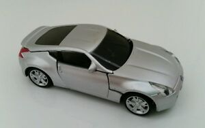 Diarobo Nissan Fairlady Z Protoroid (Sliver) DR 0000 (New Without Tags or Box)