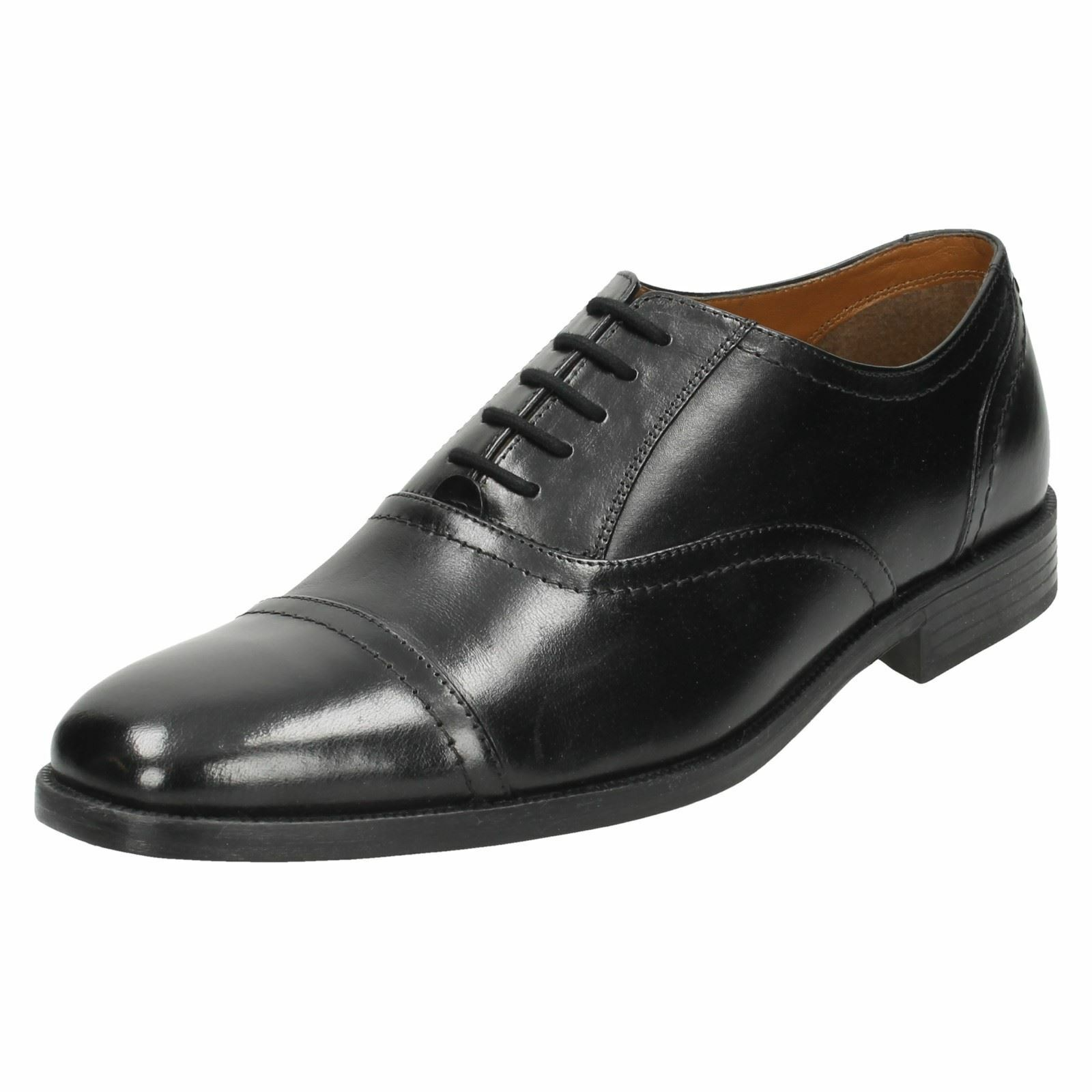 Mens Clarks Formal Lace Up Shoes Holter Lift
