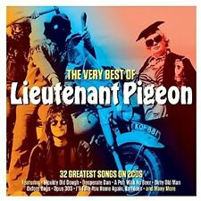 Lieutenant Pigeon The Very Best Of 2CD Set Mouldy Old Dough, Rockabilly Hot pot