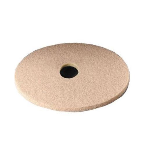 3M 61500045333 Pad Burnish Tan 3400 20 inch