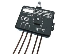 TEMPERATURE CONTROLLER SWITCHING RELAY - TEMPERATURE SWITCHING THERMOSTAT - M169