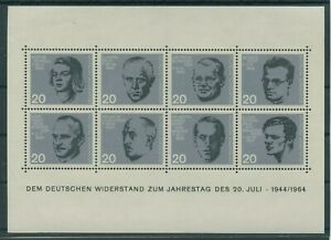 Germany-Federal-Frg-vintage-yearset-1964-Block-3-Mint-MNH-More-Sh-Shop