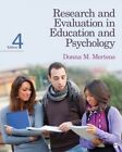 Research and Evaluation in Education and Psychology: Integrating Diversity With Quantitative, Qualitative, and Mixed Methods by Donna M. Mertens (Paperback, 2014)