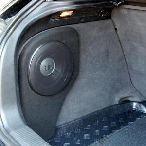 audi a3 8p sportback subwoofer box new enclosure subwoofers select ebay. Black Bedroom Furniture Sets. Home Design Ideas