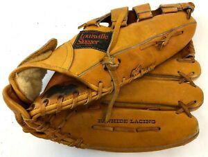 Louisville-Slugger-LSG6-Rawhide-Leather-Big-Louie-Baseball-Softball-Mit-Glove-L