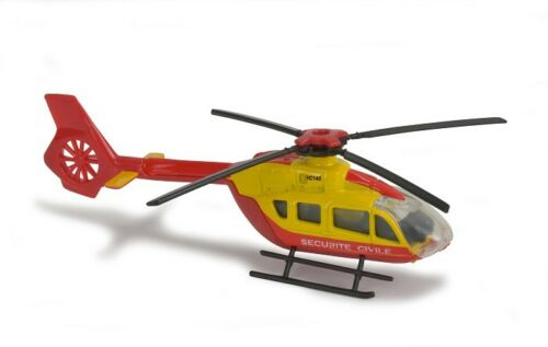 Eurocopter Ec145 Majorette 212053130 Neu Securite Civile Helicopter