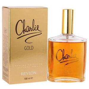 Revlon Charlie Gold Fragrance for Women 100ml EDT Spray