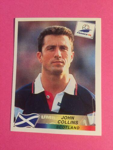 FRANCE 98 PANINI World Cup Panini 1998 John Collins Scozia N.43