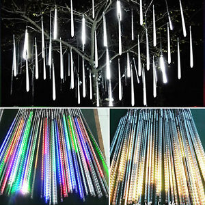 Meteor-Shower-LED-Rain-String-Fairy-Lights-Christmas-Party-Xmas-Flash-Tree-Lamps