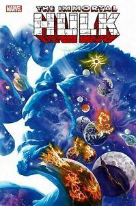 Marvel-2019-Immortal-Hulk-25-Alex-Ross-Main-Cover-NM-Unread-1st-Print