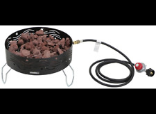Camco 58031 Little Red Campfire Portable Lp Gas Propane Camp Fire Pit Heater For Sale Online Ebay