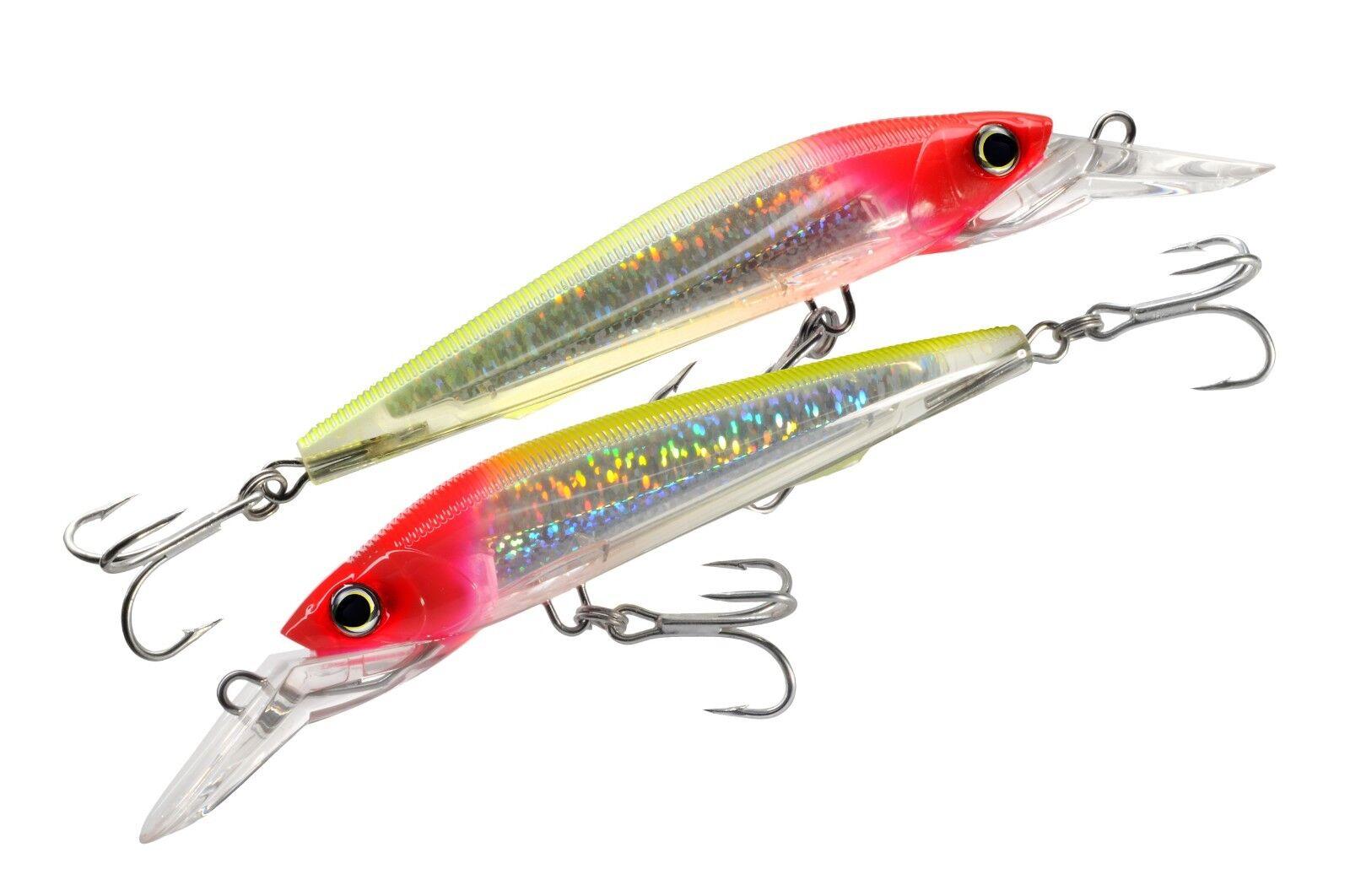 Yo-Zuri 3D Magnum 7 inch Sinking Trolling Lure Tuna /& Wahoo Fishing Lure