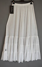 LAGENLOOK MAXI PETTICOAT UNDERSKIRT BY SARAH SANTOS   UP TO  size 26