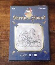 Sherlock Hound: Case File 3 (DVD, 2002)