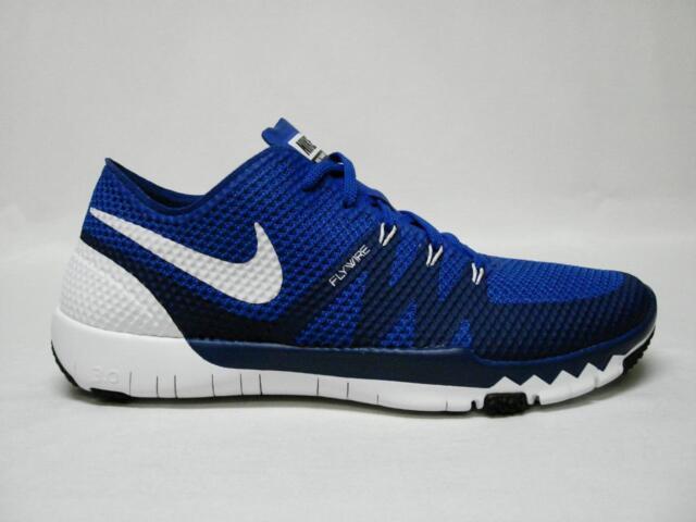 separation shoes 05ab5 094ae NIB NIKE FREE TRAINER 3.0 V3 MEN'S SHOE'S 11 BLUE SWEET LOOKING SHOE'S  MSRP$110