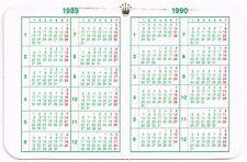 1989 1990 Vintage ROLEX Calendar 1016 6263 1665 5514 6265 1680 1655 1803 OEM