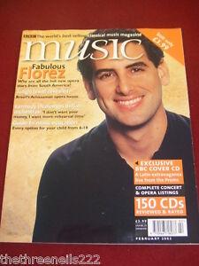 BBC MUSIC - JUAN FLOREZ - FEB 2003 VOL 11 # 6