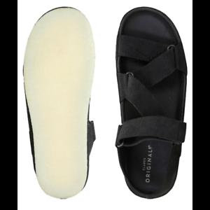 Ranger Sport Black soft Nubuck Sandals