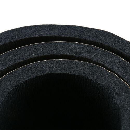 """1//2/""""x 12/"""" x 54/"""" Neoprene Foam Closed Cell Sponge with Adhesive Foam Rubber Sheet"""