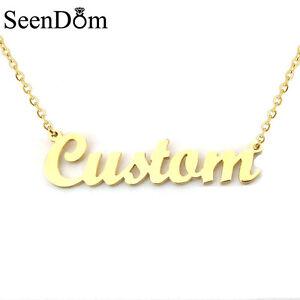 Custom-Personalized-Name-Choker-Hand-Signature-Customized-Monogram-Necklace-Gift