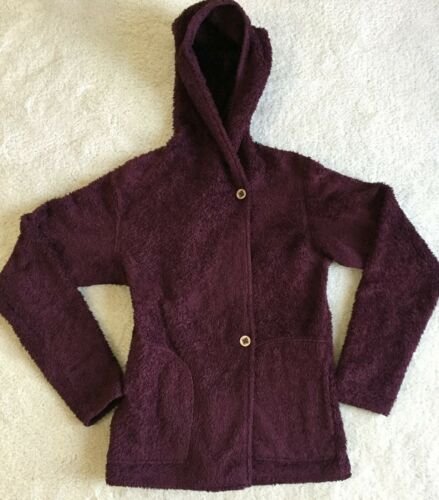 Women's Patagonia Wrap Shag Hooded Fleece Jacket W