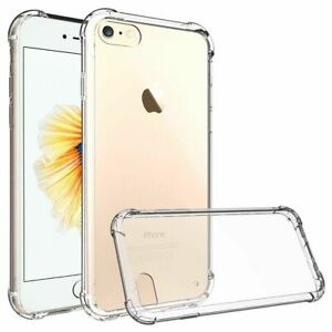 Case-For-iPhone-7-8-SE-2-11-Pro-Clear-Case-Full-Body-Ultra-Slim-Phone-Cover-Gel