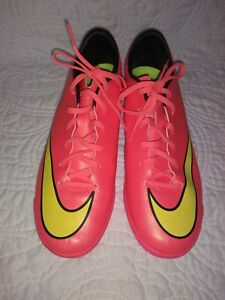 reputable site 44258 be40b Details about Nike Mercurial Victory V IC Indoor Soccer Shoes 651635-690  size 7 spring