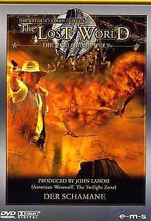 The Lost World 09: Der Schamane von Colin Budds | DVD | Zustand gut