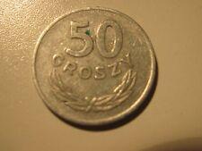50 groszy 1973 2 рубля цена стоимость монеты